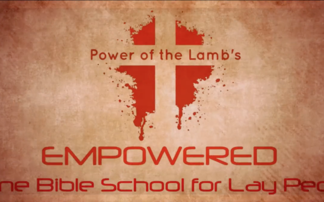 Empowered Monthly Study